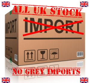 All UK Stock - No Grey Imports