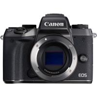 CANON EOS M5 BODY + EF MOUNT ADAPTER
