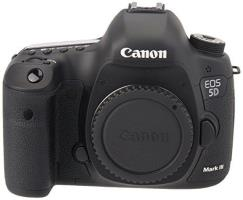 CANON EOS 5D MKIII BODY ONLY SHUTTER COUNT 37000
