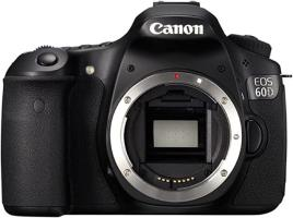 CANON EOS 60D BODY ONLY (SHUTTER COUNT 37037)