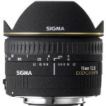 SIGMA 15MM F2.8 FISHEYE DG - NIKON FIT