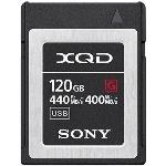 SONY 120GB XQD FLASH MEMORY CARD - G SERIES