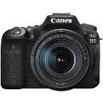 CANON EOS 90D DIGITAL SLR WITH 18-135MM IS USM LENS