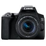 CANON EOS 250D WITH EF-S 18-55MM IS STM LENS - BLACK
