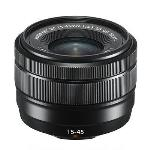 FUJIFILM XC 15-45MM F3.5-5.6 OIS PZ BLACK