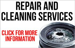 Repair and Sensor Cleaning Service SIDE